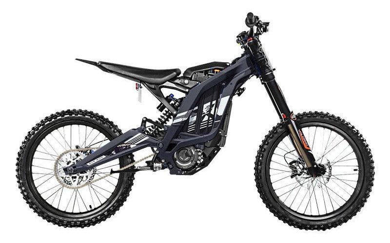 sur ron electric motorbike light bee x nero