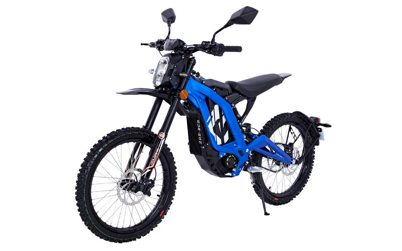 motocross bike elettrico omologata